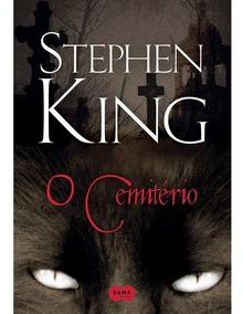 Livro - O Cemitério - Stephen King - Promoção Envio 12,00