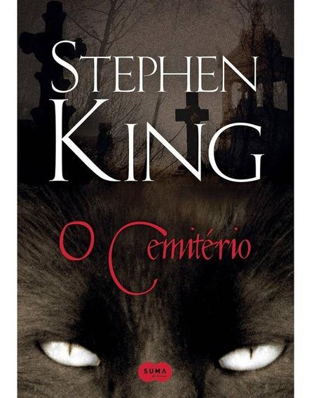 Livro - O Cemitério - Stephen King - Promoção Envio 13,00