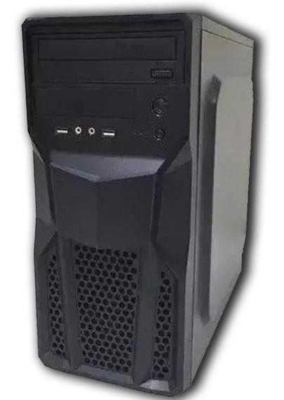Cpu Nova Intel Pronta P/ Uso C2d 1.8 2gb Hd 160gb + Wifi
