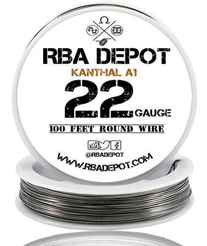 Rba Depot Cable De Resistencia Anthal De Aleación Kanthal A1