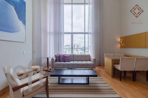 Apartamento Com 2 Dormitórios À Venda, 134 M² Por R$ 3.800.000 - Vila Nova Conceição - São Paulo/sp - Ap53485
