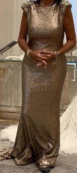 Vestido De Fiesta. Pronovias España. Talla L