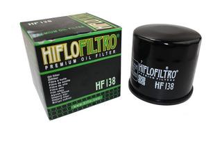 Filtro De Aceite Para Moto Hilo Filtro Hf-138