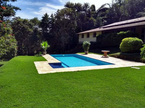 Imagem 1 de 15 de Casa Em Encanto De Paty Ii  -  Paty Do Alferes - 2747