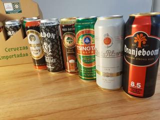 Regalo Original Combo Cervezas Importadas