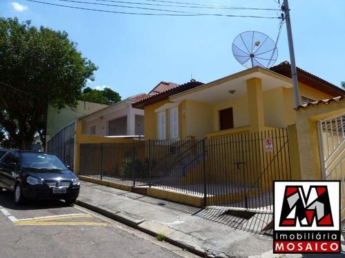 Imagem 1 de 23 de Casa Térrea Residencial E Comercial Vila Arens, Permuta, Próxima De Escolas - 22929 - 34153018