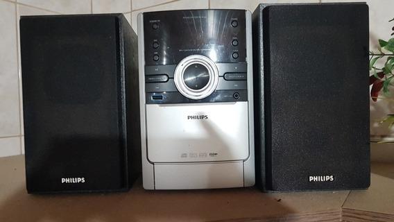 Philips Mcm166 - Mini System De Alta Qualidade