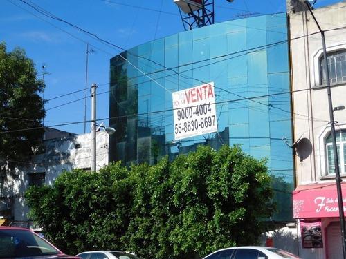 Edificio En Venta Colonia Obrera De 228.19 M2