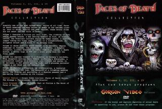 Faces Of Death Coleccion - Dvd