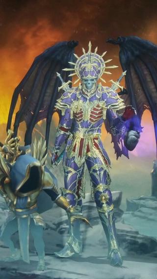 Diablo 3 - Ps4 - Kit Necromante Imortal - Fenda 150 - Speed