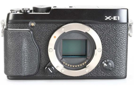 Câmera Mirrorless Fujifilm X-e1 Corpo