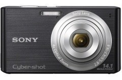 Camara Digital Sony Cyber-shot Dscw610 14.1 Mp Plateada (70)