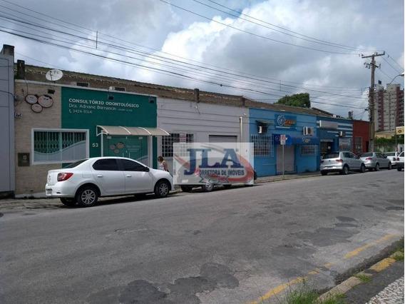 Terreno À Venda, 2008 M² Por R$ 4.200.000,00 - Centro - Paranaguá/pr - Te0072