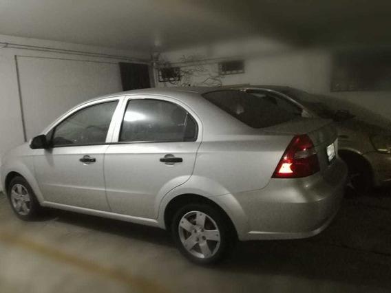 Chevrolet Aveo Sedan Plata Gnv Gasolina