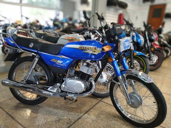Suzuki Ax 100 0km Ahora 12 18 En Suzukicenter