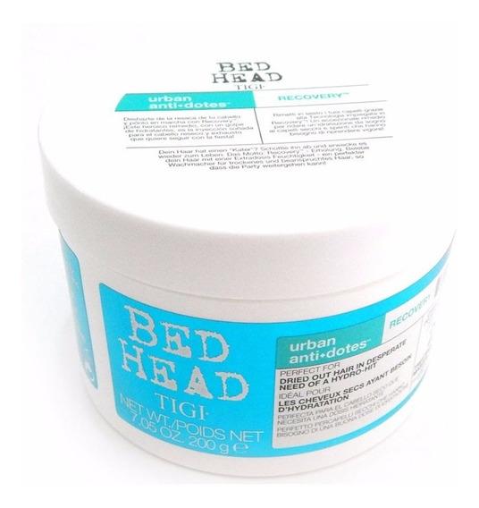 Tigi Bed Head Máscara Recovery Cabellos Secos Dañados 200grs