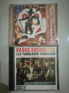Discos Fabulosos Cadillacs Grandes Éxitos Y Rey Azucar