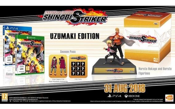 Naruto To Boruto Shinobi Striker Collectors Edition Xbox One
