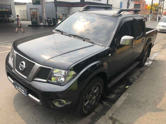 Nissan Frontier 2.5 Sv Attack Cab. Dupla 4x4 4p 2015