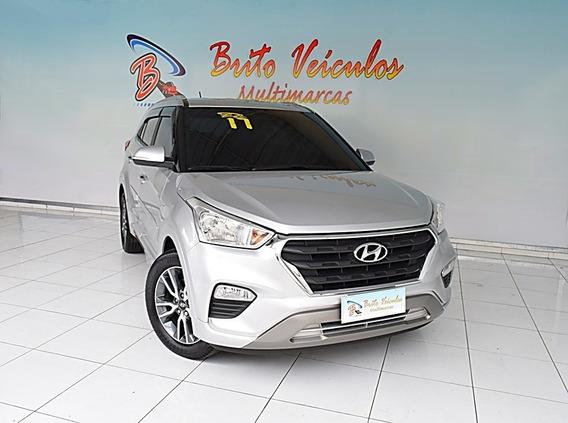 Hyundai Creta 1.6 16v Flex Pulse Automático 2017