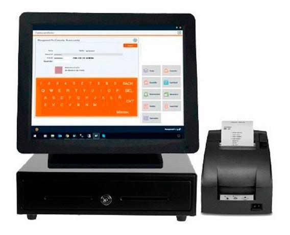 Software Para Kioscos-negocios Control De Stock Caja, Ventas
