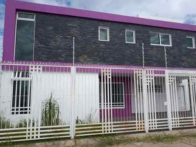 Casa En Renta, En Fracc. Tesistán