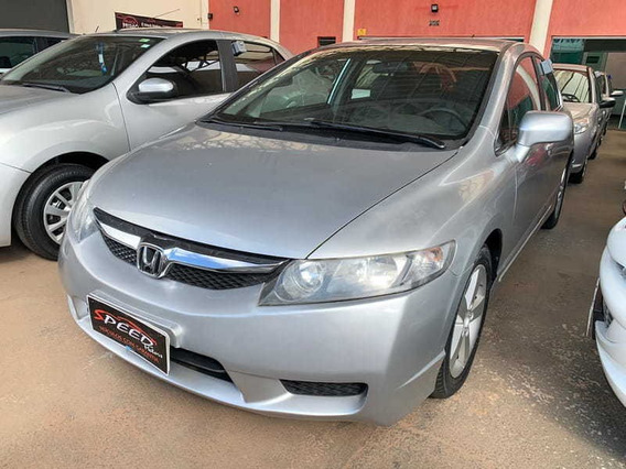 Honda - Civic 1.8 Lxs 16v Flex 4p Manual 2009
