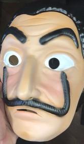 Mascara La Casa De Papel Salvador Dali E.v.a