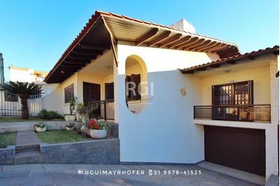 Casa Em Santa Tereza Com 3 Dormitórios - Bt8586