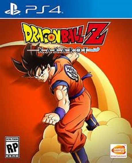 Dragon Ball Z Kakarot Ps4 ( Atv Principal) Ver Descrição