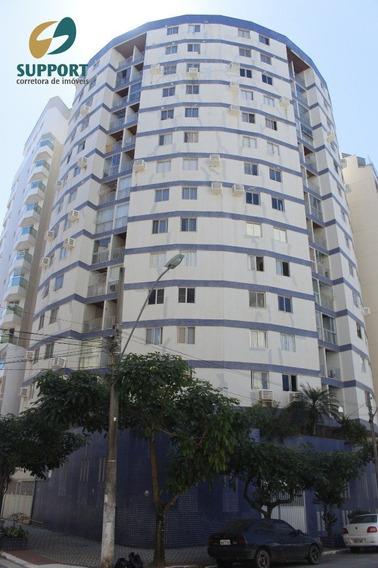 Apartamento De 02 Quartos No Centro - V-1964