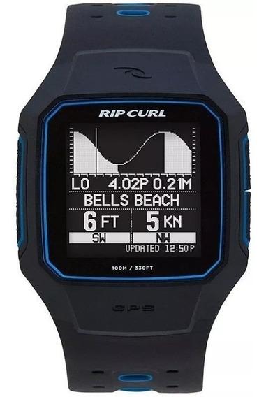 Relógio Digital Ripcurl Searchgps 2 A1144 Azul