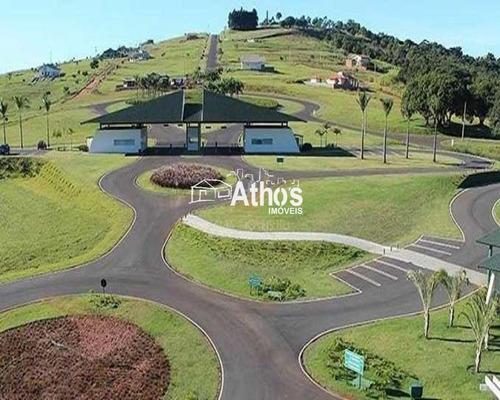 Imagem 1 de 3 de Terreno Com 450m² - Plano Com Excelente Infraestutura E Lazer Completo - Tr02785 - 69378240