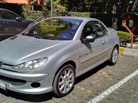 Peugeot 206 1.6 Cc Quiksilver Mt