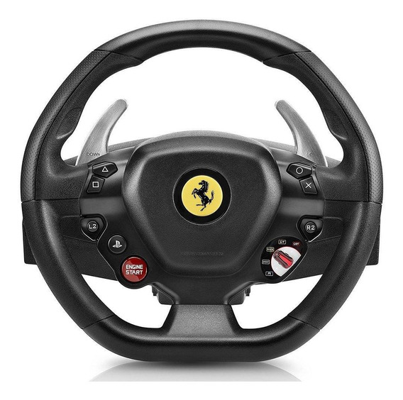 Volante Thrustmaster T80 Ferrari 488 Gtb Edition Ps4 / Pc