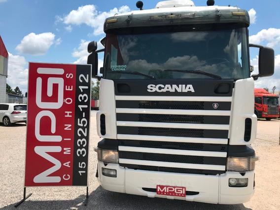 Scania 124 420 6x2 2007 !! Apenas R$129.000