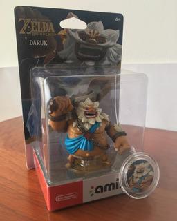 Amiibo Coins Botw Nintendo Switch Zelda (link Lobo)