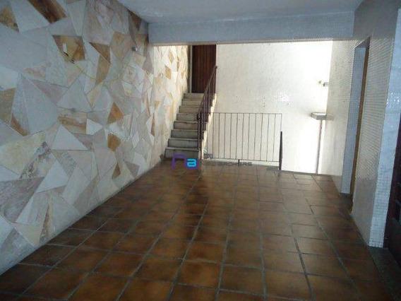 Casa Comercial Para Venda E Locação, Mooca, São Paulo. - Ca0414