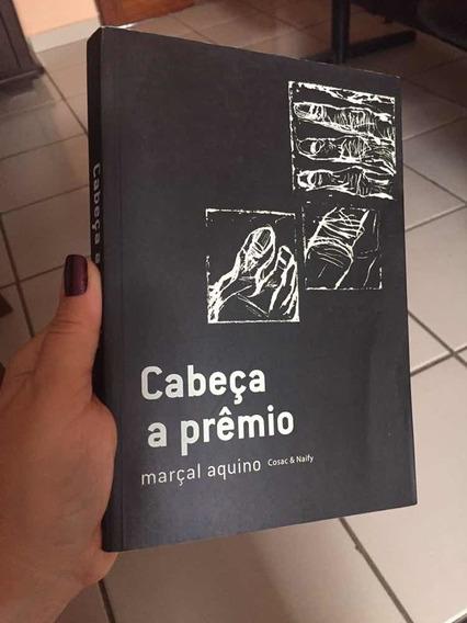 Livro Cabeça A Prêmio - Marçal Aquino