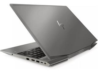 Laptop Hp Zbook 15v-g5 I7 8gb 1tb Quadro P600 4gb Win 10/8