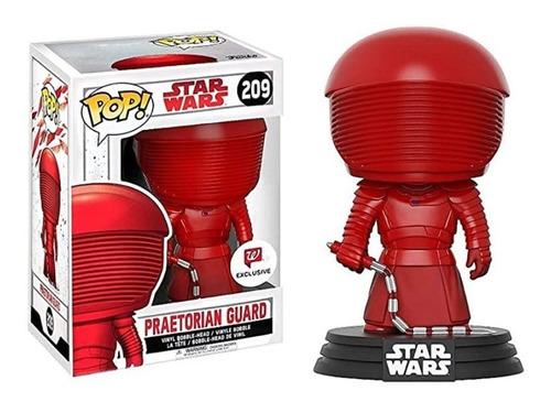 Boneco Pop Funko Star Wars Praetorian Guard #209 Exclusivo