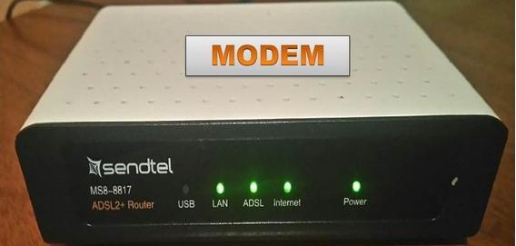 Modem 100% Operativo Internet C.a.n.t.v Aba Garantía