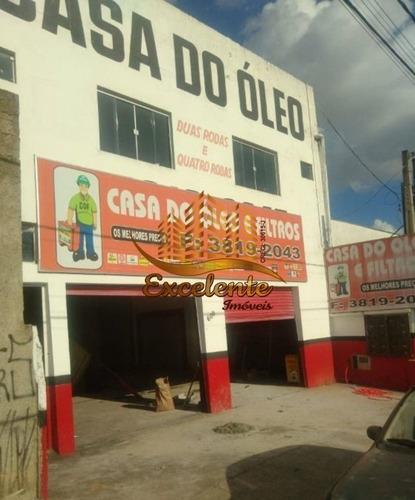 Comercial - Aluguel - Vila Real - Cod. 291 - L291