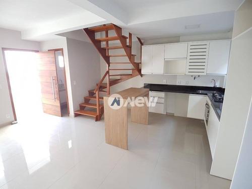 Imagem 1 de 24 de Casa Com 2 Dormitórios À Venda, 72 M² Por R$ 345.000,00 - Industrial - Novo Hamburgo/rs - Ca2728