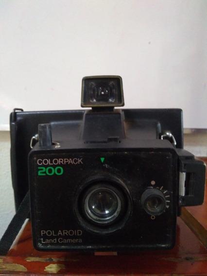 Câmera Polaroid Colorpack 200