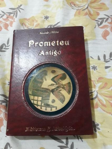Livro Prometeu Antigo