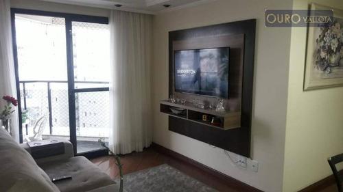 Apartamento Com 3 Dorm. Na Mooca - Ap 210299g - Ap2960