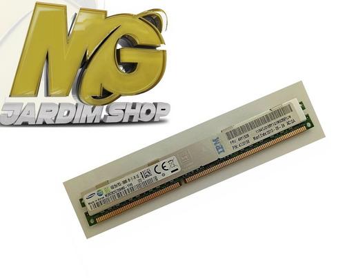 Memória Samsung 16gb 2rx4 Ddr3 Pc3l-10600 M392b2g70bmo-yh9