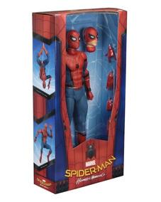 Spider-man - Neca 1/4 - 45cm - Pague Em Ate 12x S/juros