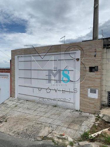 Casa Com 3 Dormitórios À Venda, 230 M² Por R$ 600.000,00 - Vila Nova Cintra - Mogi Das Cruzes/sp - Ca0090